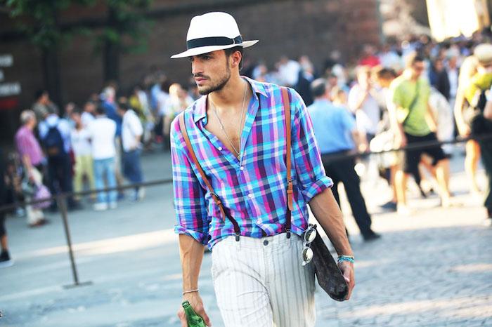 los 12 errores imperdonables de un hombre a la hora de vestir hortera de lujo