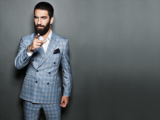 35d5ebb0b arda turan barba hipster - Alpha Noir Trends