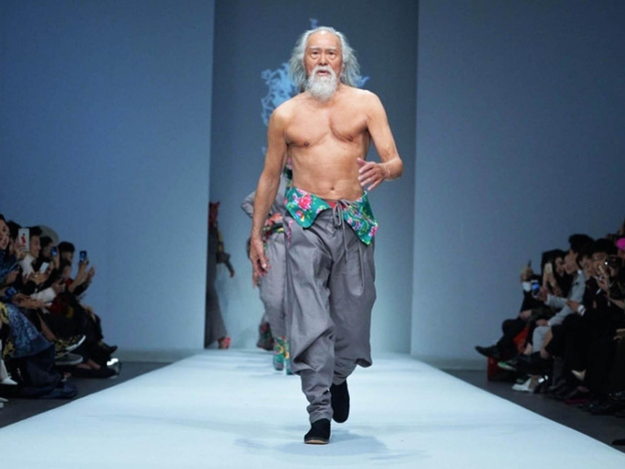 China-Fashion-Week-Wang-Des-Hun