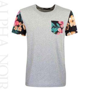 camiseta-manga-corta-de-flores