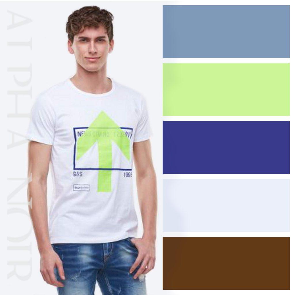 look-basico-camiseta