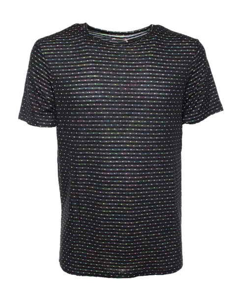 camiseta estampado print lunares