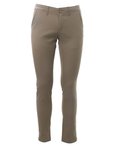 pantalones chinos beige de hombre