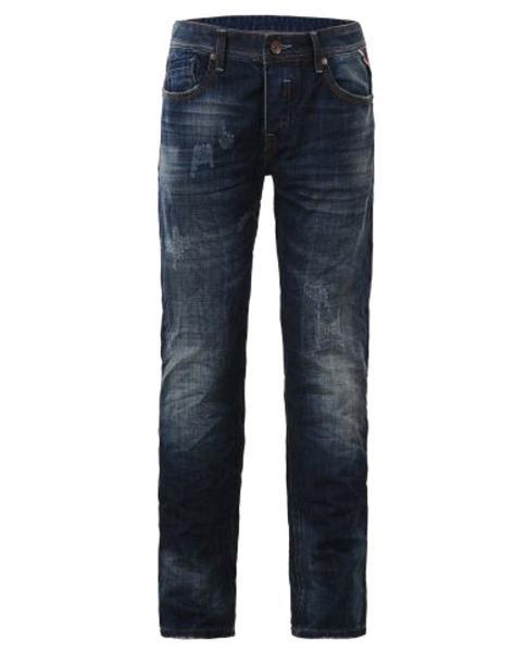 jeans rectos hombre