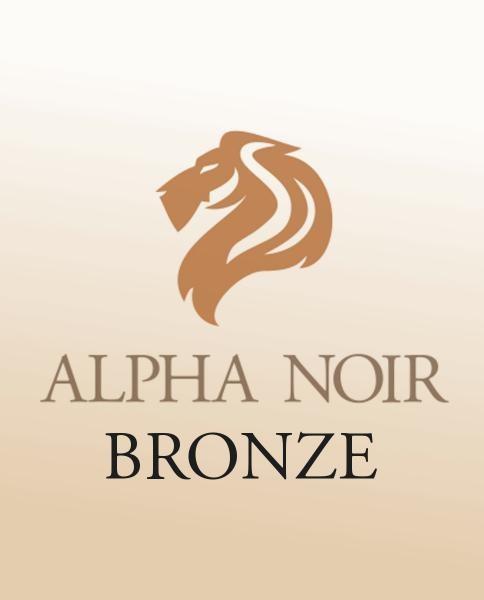 vale regalo alpha noir bronze