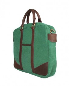 bolso de trabajo color turquesa