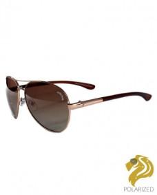 gafas de sol polarizadas marrones