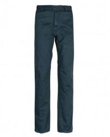pantalones pitillo azules de vestir