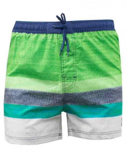Bañador Short Verde para Hombre