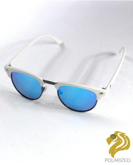 Gafas de Sol Polarizadas de Espejo Azul