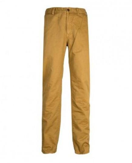 Pantalón Pitillo de Vestir Beige