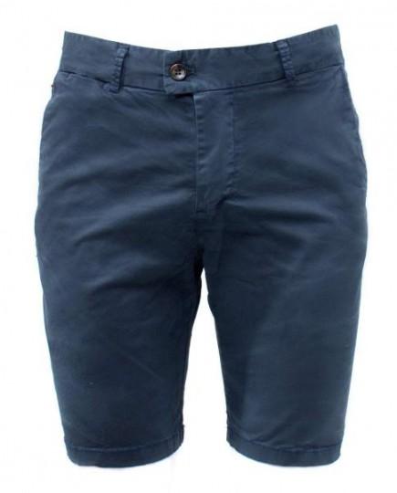 Shorts de Vestir Azul Marino