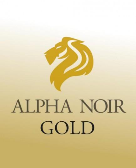 Vale Regalo Alpha Noir Gold + Portes Urgentes + 15€ Gratis